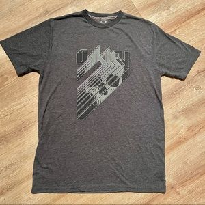 Oakley Regular Fit Short Sleeve Tee Shirt